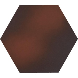 Paradyż Cloud Brown heksagon duro 26x26 gat. I