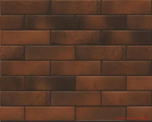 Cerrad Retro Brick Chili 24,5x6,5x0,8